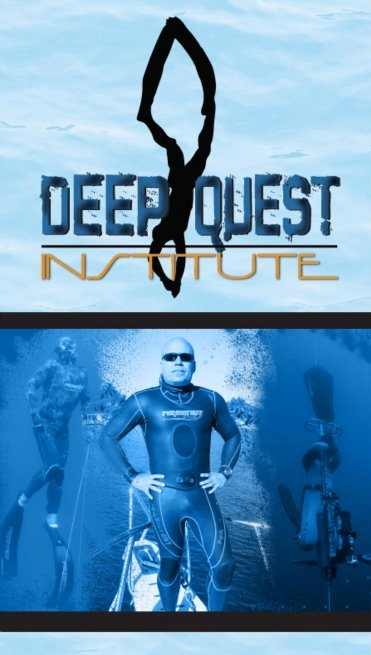 Deep Quest Institute Freediving Instructor